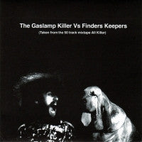 THE GASLAMP KILLER - The Gaslamp Killer Vs Finders Keepers