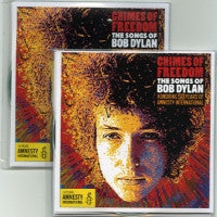 VARIOUS - Chimes Of Freedom: The Songs Of Bob Dylan - Honouring 50 Years Of Amnesty International