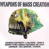 VARIOUS ARTISTS - Weapons Of Mass Creation