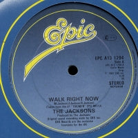 THE JACKSONS  - Walk Right Now