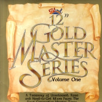 "VARIOUS - 12"" Gold Master Series Volume One"