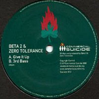 BETA 2 & ZERO TOLERANCE - Give It Up / 3rd Bass