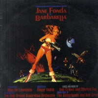 THE BOB CREWE GENERATION ORCHESTRA / THE GLITTERHOUSE & BOB CREW - Barbarella