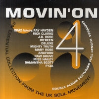 VARIOUS - Movin' On 4 (An Essential Collection From The UK Soul Movement).