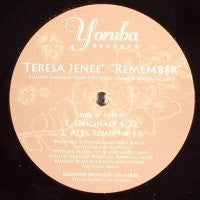 TERESA JENEE - Remember