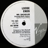 LOOSE ENDS - Mr. Bachelor
