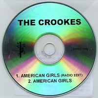 THE CROOKES - American Girls