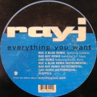 RAY J - Everything You Want Featuring Camplo & Lil' Cease.