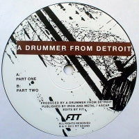A DRUMMER FROM DETROIT - Drums #1