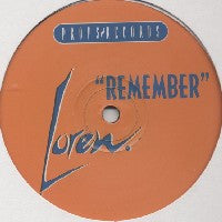 LOREN - Remember
