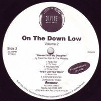 VARIOUS - On The Down  Low Volume 2