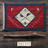 FRIGHTENED RABBIT - Backyard Skulls