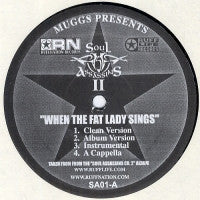 DJ MUGGS - When The Fat Lady Sings Featuring GZA.