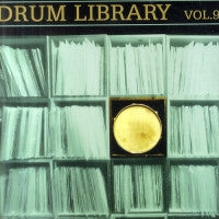 PAUL NICE - Drum Library Vol. 9