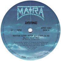 DIVINE / HOTLINE - Native Love (Step By Step) / Guilty