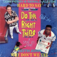 LORI PERRY & GERALD ALSTON / KEITH JOHN - Hard To Say / Why Don't We Try