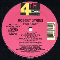 ROBERT OWENS - Happy / Far Away