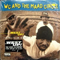 WC AND THE MAAD CIRCLE - West Up!