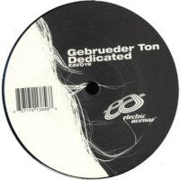 GEBRUDER TON - Dedicated EP