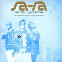 SA-RA - Feel The Bass Featuring Talib Kweli.