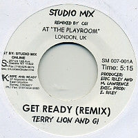 TERRY LION AND GI - Get Ready