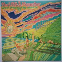 THE USA IS A MONSTER - Sunset At The End Of The Industrial Age
