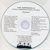 THE ASPHODELLS - Remixed