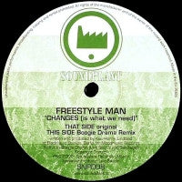 FREESTYLE MAN - Changes (Is What We Need)