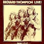 RICHARD THOMPSON - Richard Thompson Live (More Or Less)