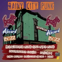 VARIOUS - Rainy City Punk