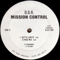 MISSION CONTROL - Outta Limits