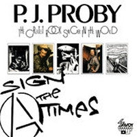 P.J. PROBY - Sign Of The Times / Son Of Niki Hoeky.