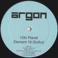 12TH PLANET - Element 16 (Sulfur) / Just Cool