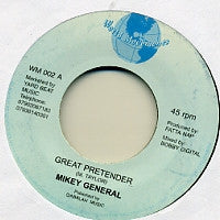 MIKEY GENERAL - Great Pretender
