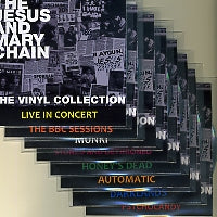 JESUS AND MARY CHAIN - The Vinyl Collection