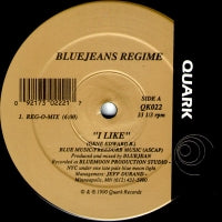 BLUEJEANS REGIME - I Like
