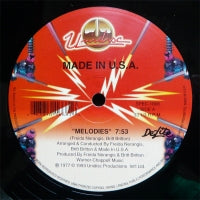 MADE IN U.S.A. - Melodies / Shake Your Body