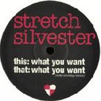 STRETCH SILVESTER - What You Want