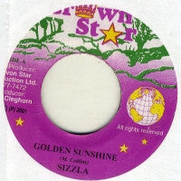 SIZZLA - Golden Sunshine / Earth Rhythm