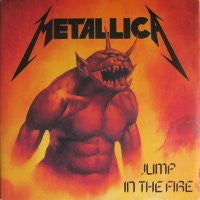 METALLICA - Jump In The Fire