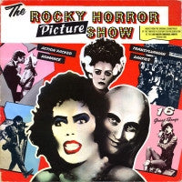 VARIOUS - The Rocky Horror Picture Show (The Original Soundtrack From The Original Movie)