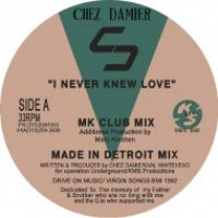 CHEZ DAMIER - I Never Knew Love