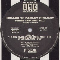 HELLER 'N' FARLEY PROJECT - From The Dat Vol 1 inc. Ultra Flava