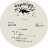 ESP - Let's Move