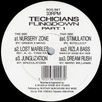 VARIOUS - Techicians Flingdown Part 1