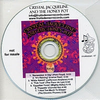 CRYSTAL JACQUELINE AND THE HONEY POT - Honey