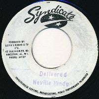 NEVILLE HINDS / BLAKE BOY - Delivered / Especially For You.