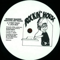 RODNEY BAKERR  - The Club House Sessions