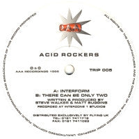 ACID ROCKERS - Interform / There Can Be Only Two