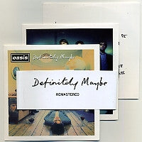 OASIS - Definitely Maybe: Chasing The Sun Edition